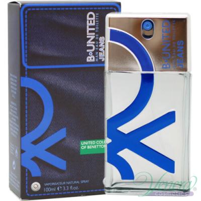 Benetton B.United Jeans EDT 30ml за Мъже