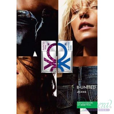 Benetton B.United Jeans EDT 30ml за Мъже Мъжки Парфюми