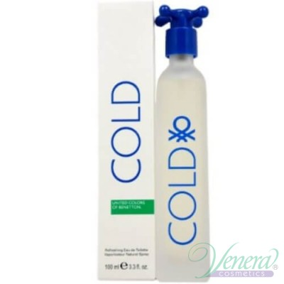 Benetton Cold EDT 100ml за Мъже