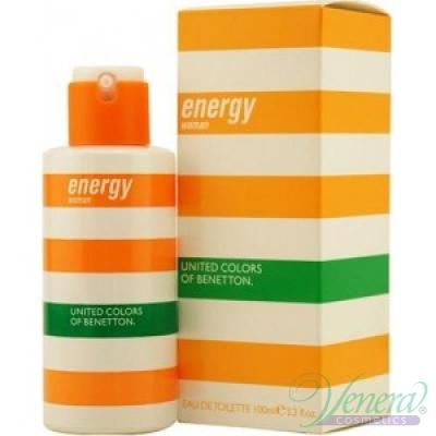 Benetton Energy EDT 50ml за Жени Дамски Парфюми