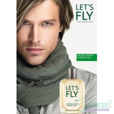 Benetton Let's Fly EDT 30ml за Мъже