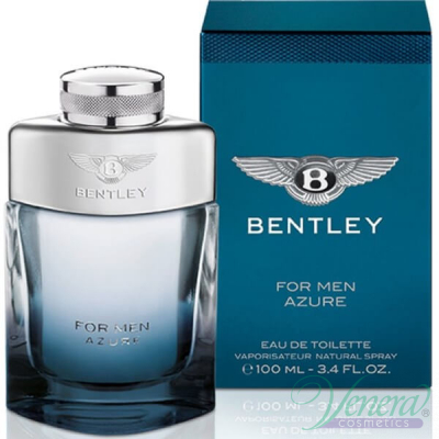 Bentley Bentley for Men Azure EDT 100ml за...