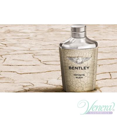 Bentley Infinite Rush EDT 100ml за Мъже БЕЗ ОПАКОВКА Мъжки Парфюми без опаковка