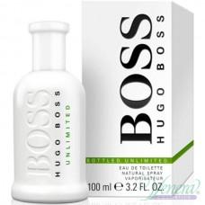 Boss Bottled Unlimited EDT 100ml за Мъже