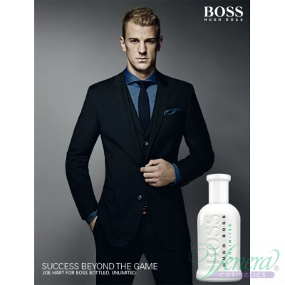 Boss Bottled Unlimited Deo Spray 150ml for Men Men's face and body products