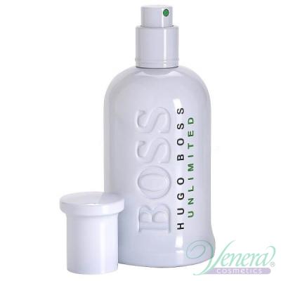 Boss Bottled Unlimited EDT 100ml за Мъже БЕЗ ОПАКОВКА За Мъже