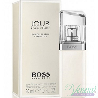 Boss Jour Pour Femme Lumineuse EDP 30ml за...
