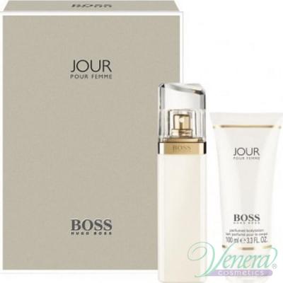 Boss Jour Pour Femme Комплект (EDP 75ml + Body Lotion 100ml) за Жени За Жени