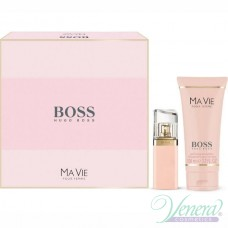 Boss Ma Vie Комплект (EDP 30ml + Body Lotion 100ml) за Жени