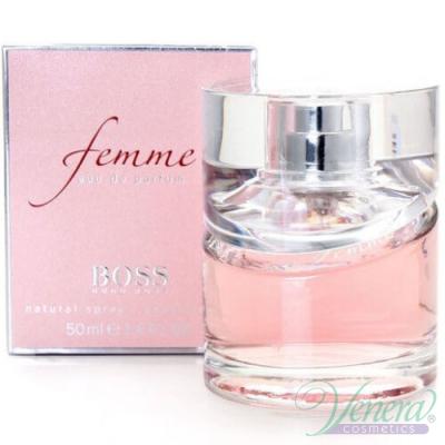 Boss Femme EDP 75ml за Жени Дамски Парфюми