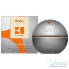 Boss In Motion EDT 40ml за Мъже