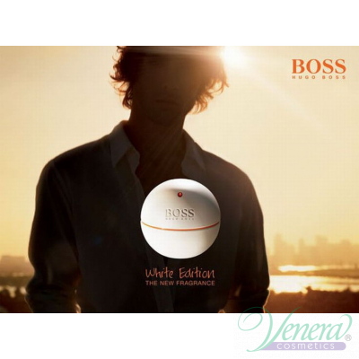 Boss In Motion White EDT 40ml за Мъже Мъжки Парфюми