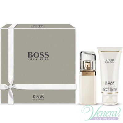 Boss Jour Pour Femme Комплект (EDP 50ml + Body Lotion 100ml) за Жени За Жени