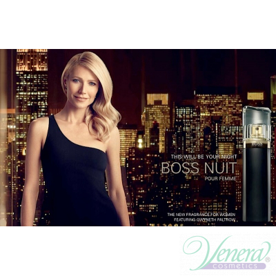 Boss Nuit Pour Femme EDP 75ml за Жени БЕЗ ОПАКОВКА За Жени