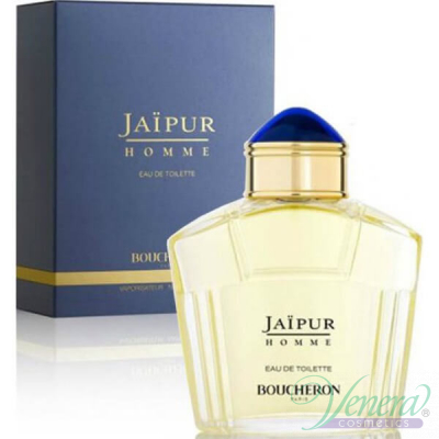 Boucheron Jaipur Homme EDT 50ml за Мъже За Мъже
