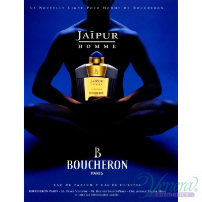 Boucheron Jaipur Homme EDT 100ml за Мъже За Мъже