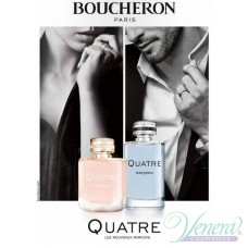Boucheron Quatre EDP 100ml за Жени БЕЗ ОПАКОВКА
