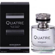 Boucheron Quatre Pour Homme EDT 50ml за Мъже