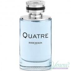 Boucheron Quatre Pour Homme EDT 100ml за Мъже БЕЗ ОПАКОВКА