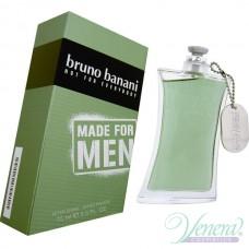 Bruno Banani Made For Men After Shave 75ml за Мъже