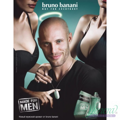 Bruno Banani Made For Men After Shave 50ml за Мъже