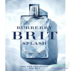 Burberry Brit Splash EDT 50ml за Мъже