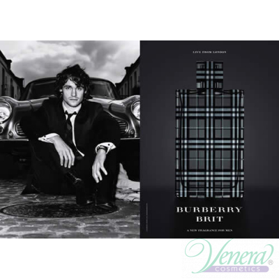 Burberry Brit Deo Stick 75ml for Men Men's face and body products