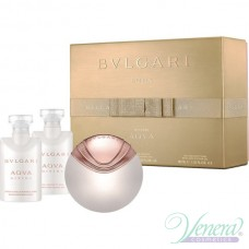 Bvlgari Aqva Divina Комплект (EDT 40ml + BL 40ml + SG 40ml) за Жени