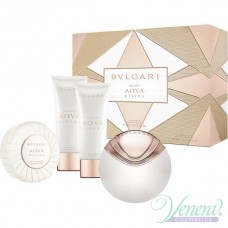Bvlgari Aqva Divina Комплект (EDT 65ml + BL 100ml + SG 100ml + Soap 150ml) за Жени