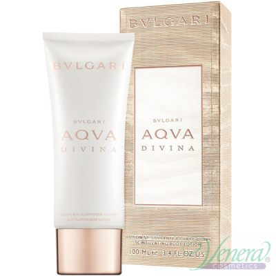 Bvlgari Aqva Divina Body Lotion 100ml за Жени
