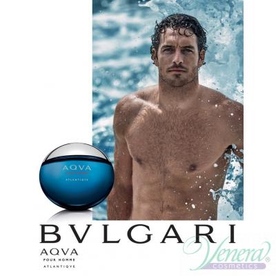 Bvlgari Aqva Pour Homme Atlantiqve EDT 100ml за Мъже Мъжки Парфюми