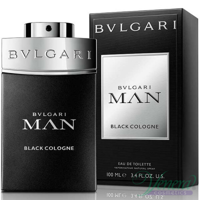 Bvlgari Man Black Cologne EDT 100ml за Мъже