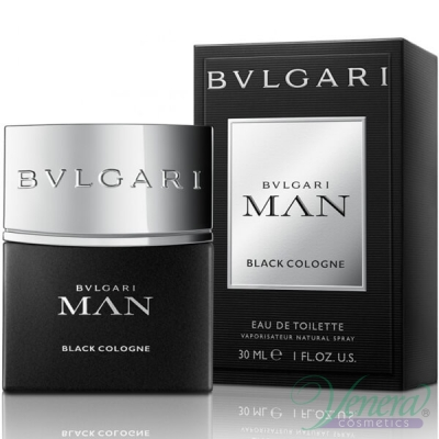Bvlgari Man Black Cologne EDT 30ml за Мъже