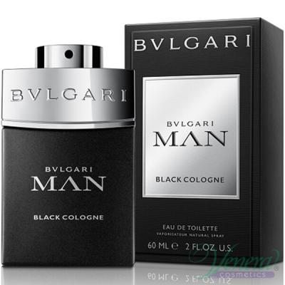Bvlgari Man Black Cologne EDT 60ml за Мъже Мъжки Парфюми