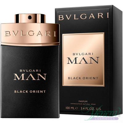 Bvlgari Man Black Orient EDP 100ml за Мъже Мъжки Парфюми