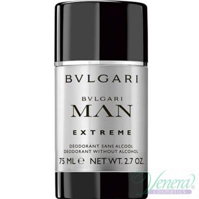 Bvlgari Man Extreme Deo Stick 75ml за Мъже Мъжки Парфюми