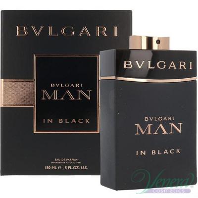 Bvlgari Man In Black EDP 150ml за Мъже Мъжки Парфюми