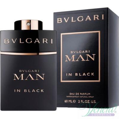 Bvlgari Man In Black EDP 30ml за Мъже Мъжки Парфюми