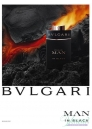 Bvlgari Man In Black Комплект (EDP 100ml + Deo Stick 75ml) за Мъже Мъжки Комплекти