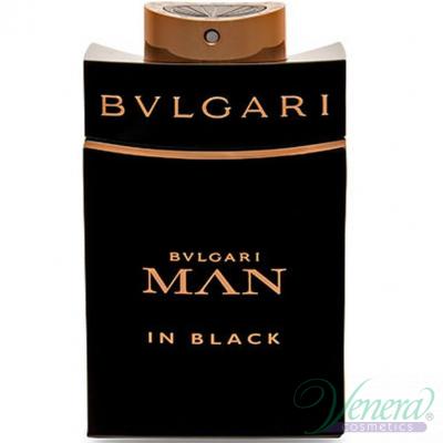 Bvlgari Man In Black EDP 100ml за Мъже БЕЗ ОПАКОВКА Мъжки Парфюми