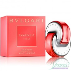 Bvlgari Omnia Coral EDT 40ml за Жени