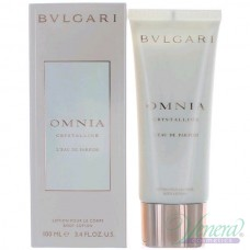 Bvlgari Omnia Crystalline L'Eau De Parfum Body Lotion 100ml за Жени