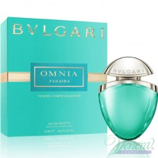 Bvlgari Omnia Paraiba Jewel Charms EDT 25ml за Жени