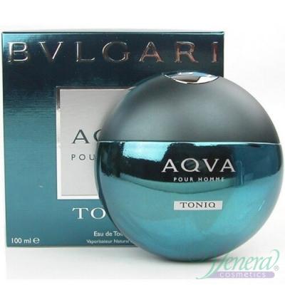 Bvlgari Aqva Pour Homme Toniq EDT 50ml за Мъже Мъжки Парфюми