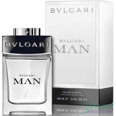 Bvlgari Man EDT 150ml за Мъже Мъжки Парфюми