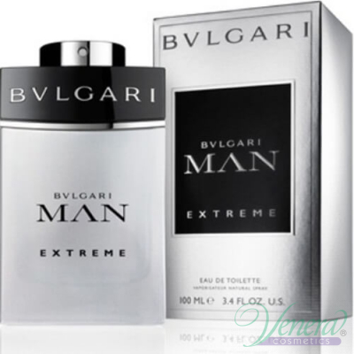 Bvlgari Man Extreme EDT 30ml за Мъже