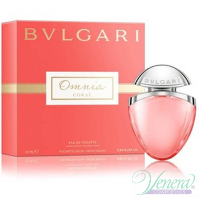 Bvlgari Omnia Coral Jewel Charms EDT 25ml за Жени Дамски Парфюми