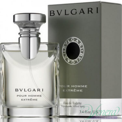 Bvlgari Pour Homme Extreme EDT 100ml за Мъже Мъжки Парфюми