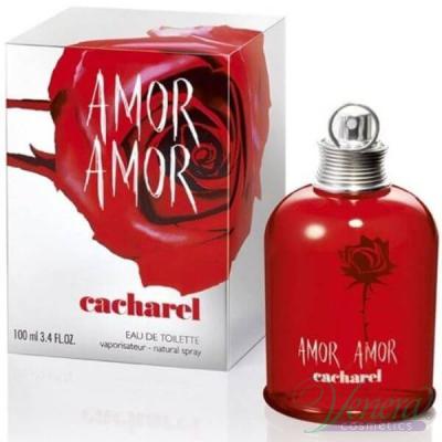 Cacharel Amor Amor EDT 100ml за Жени Дамски Парфюми