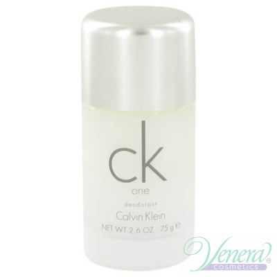 Calvin Klein CK One Deo Stick 75ml за Мъже...
